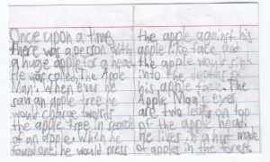 Apple Man story inside